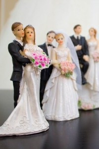 Атрибуты свадебного торжества